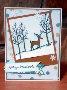 WHITE CHRISTMAS STAMP A STACK (3)