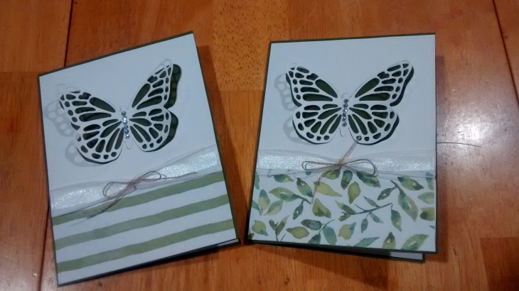 BUTTERFLY BASIC AND FRAMELITS